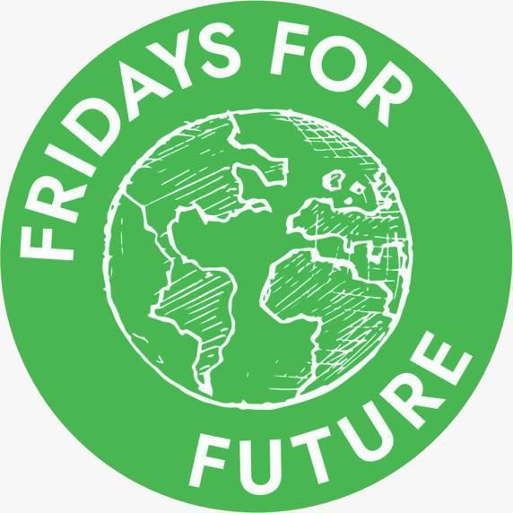 "Logo der Kampagne ""Fridays for Future"""